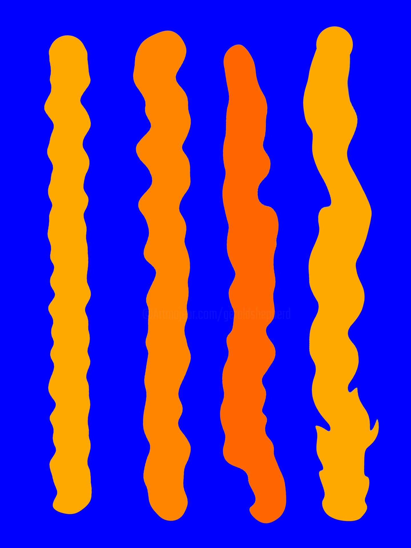 Gerald Shepherd - Altered Lines Variation