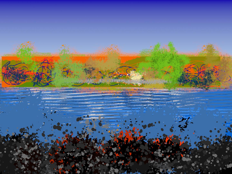 Gerald Shepherd - Across The Lake