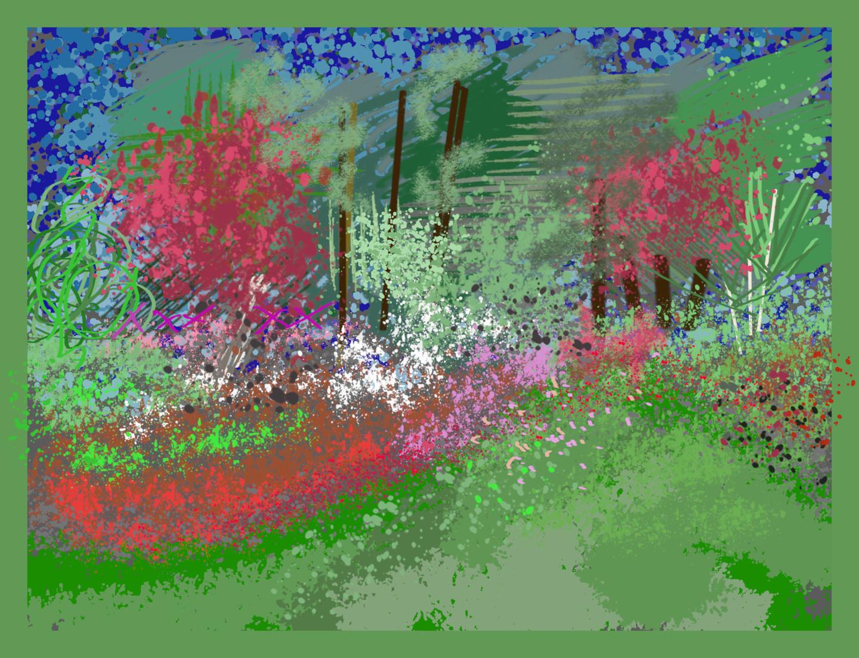 Gerald Shepherd - Landscape Study 1