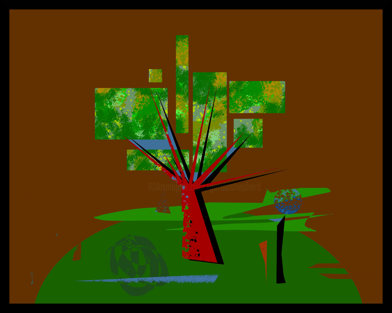 Gerald Shepherd - The Tree*