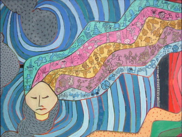 Dreaming Head