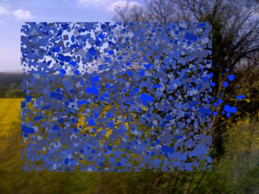Fast Fields (Obscured Landscape Series)