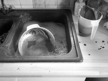 After Cake Baking