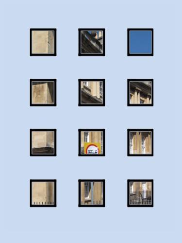 Twelve Views Of Bath