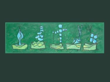 Five Episodes In An Evolutionary Landscape