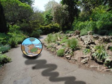 The Orb In A Garden