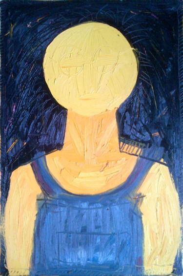 Self Portrait With Chips On Shoulder
