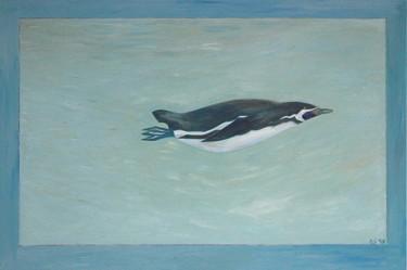 Motion Study 1 (Penguin)
