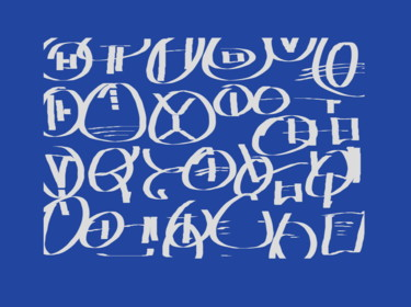 Calligraphic Study 2