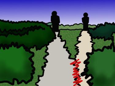 Diverging Paths