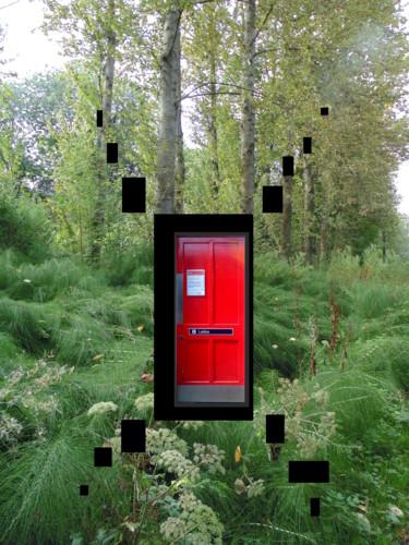 Door In A Landscape