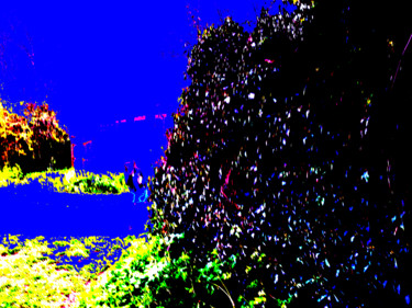 Figure By A Hedge
