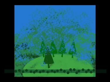 Dissolving Landscape