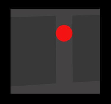Arranged Red