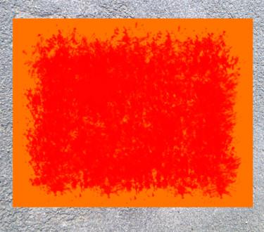 Red On Orange