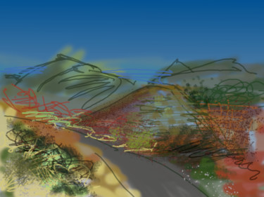 Road Through Hills