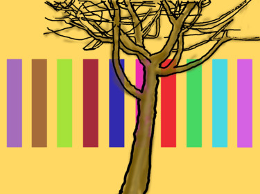 Colour Sequence With Tree