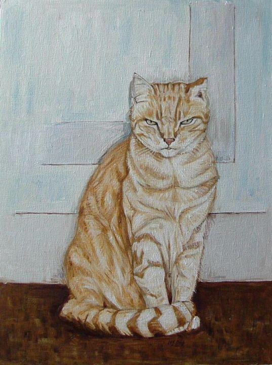 Gerald E. W. Shepherd - A Friend's Cat
