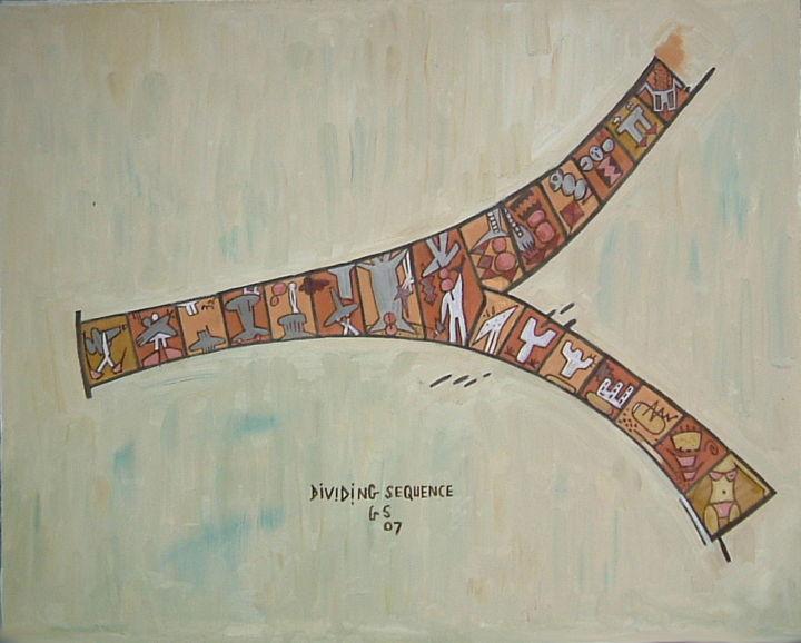 Gerald E. W. Shepherd - Dividing Sequence
