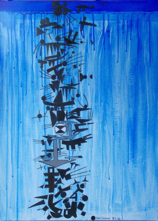 Gerald E. W. Shepherd - The Column