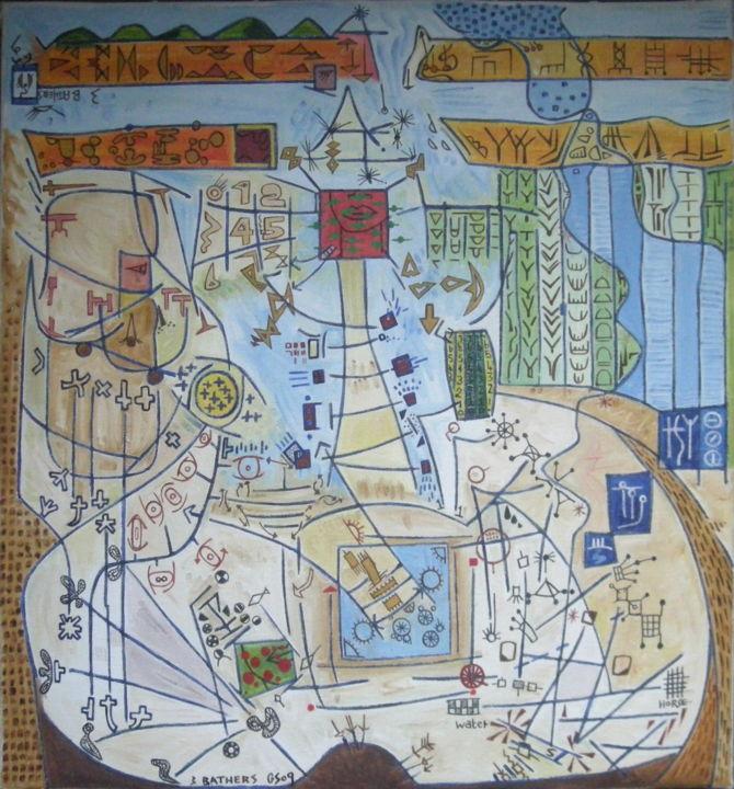 Gerald Edward William Shepherd - Three Bathers
