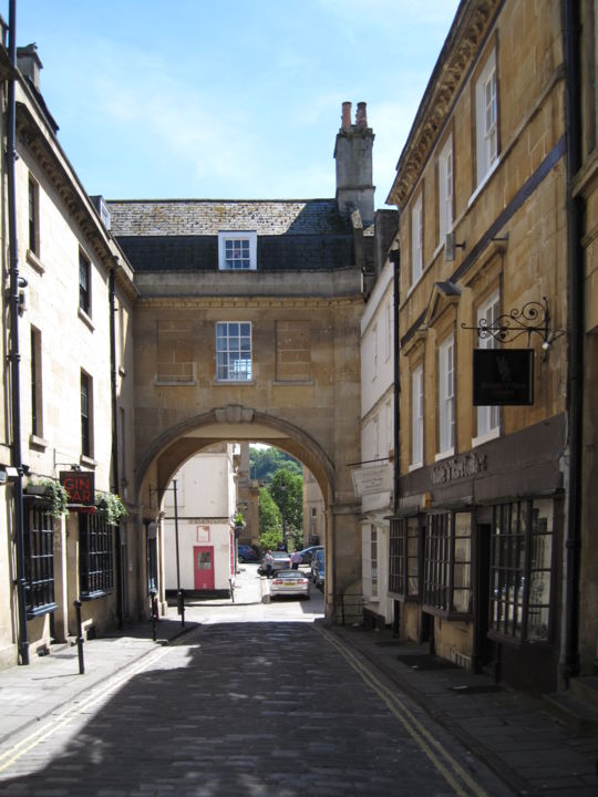 Gerald Shepherd - The Archway