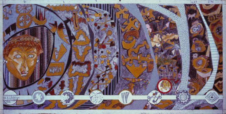 Gerald E. W. Shepherd - Improvisation On A Landscape