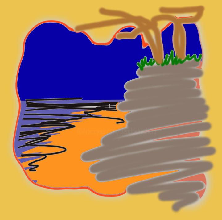 Gerald E. W. Shepherd - The Cliff