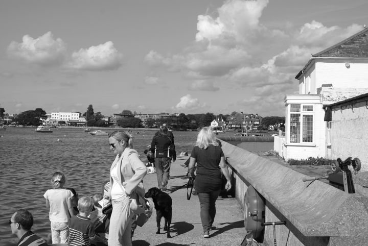 Gerald E. W. Shepherd - Mudeford Quay