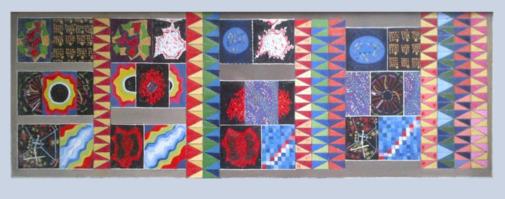 Gerald E. W. Shepherd - Decorative Meditation - Accumulative Bridge