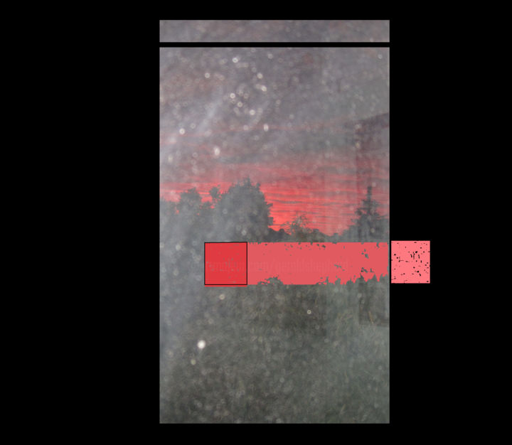 Gerald Edward William Shepherd - Sunset From Within