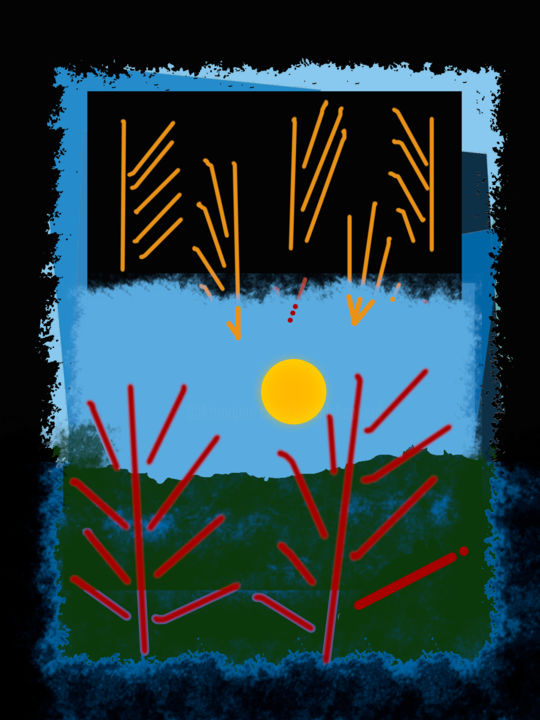 Gerald Edward William Shepherd - Overlapping Landscapes