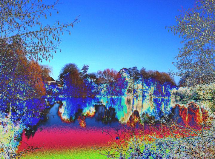 Gerald E. W. Shepherd - Lake Of Colours