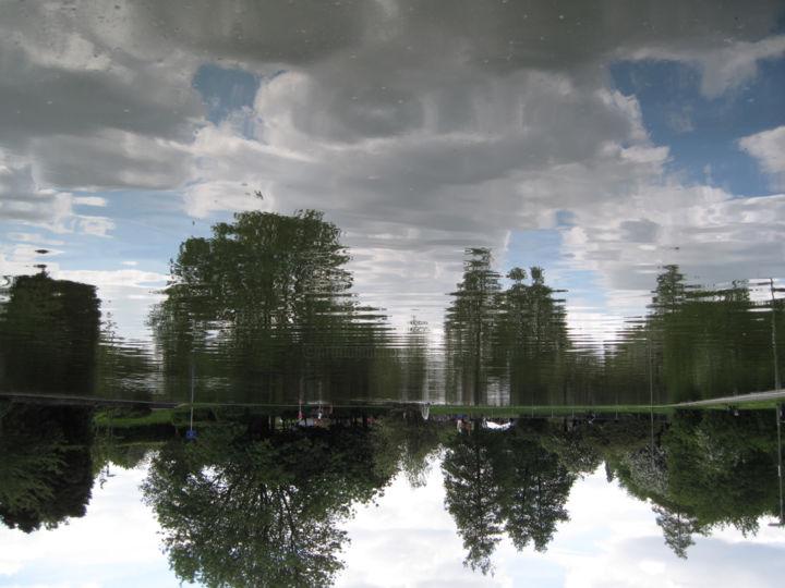Gerald Shepherd - Inverted Landscape