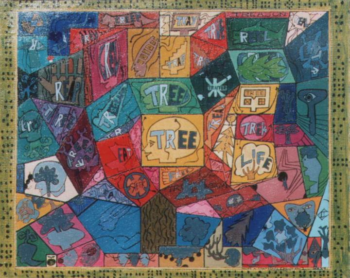 Gerald Shepherd - Inside A Landscape - The Dryad