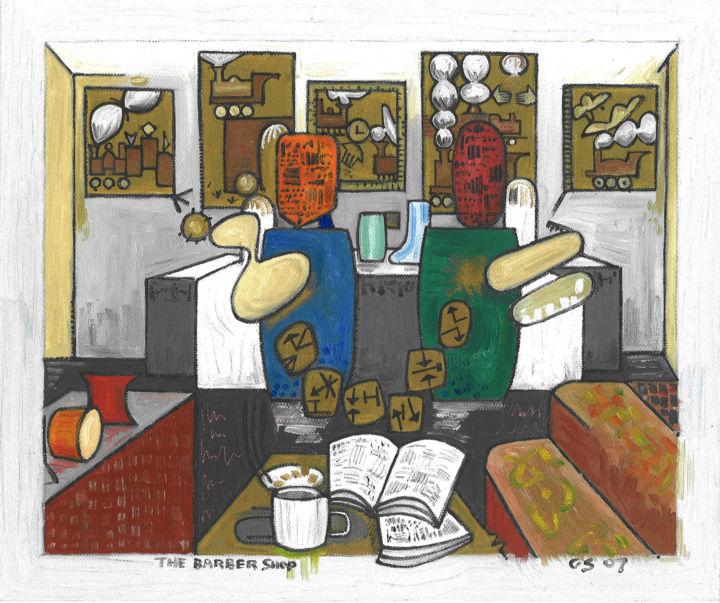 Gerald Shepherd - The Barber Shop