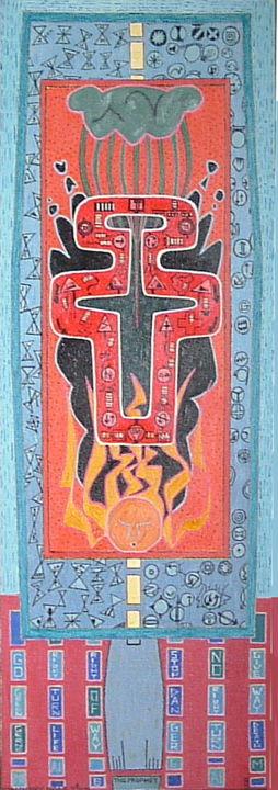 Gerald Shepherd - Imaginary Road Sign - The Prophet