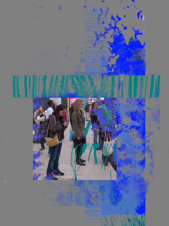 Gerald Shepherd - The Blue Stain