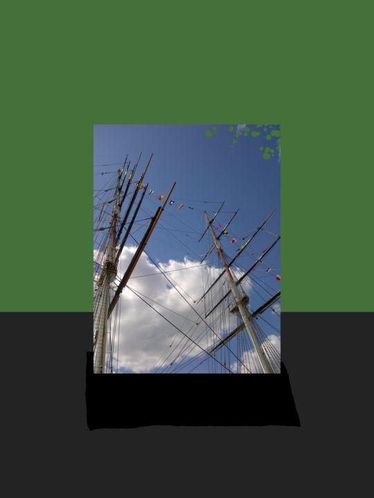 Gerald E. W. Shepherd - Captive Masts