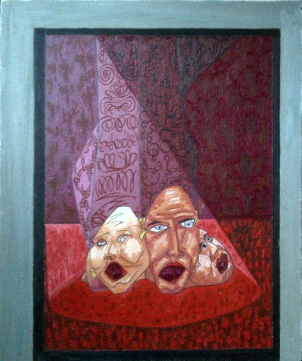 Gerald Shepherd - Neo Martyrs - The Vapour Heads Act As Fallen Fruit