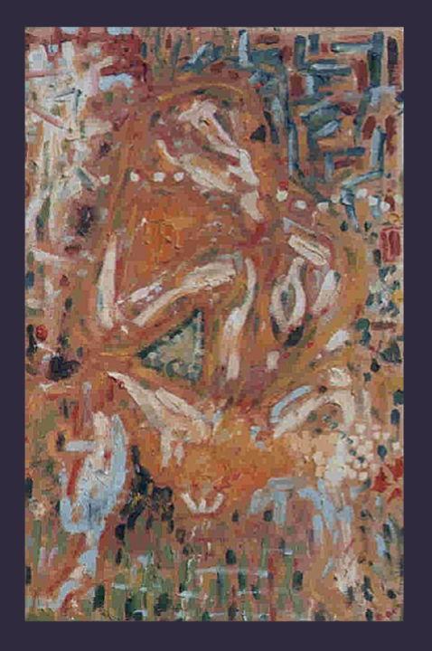 Gerald Shepherd - Nude