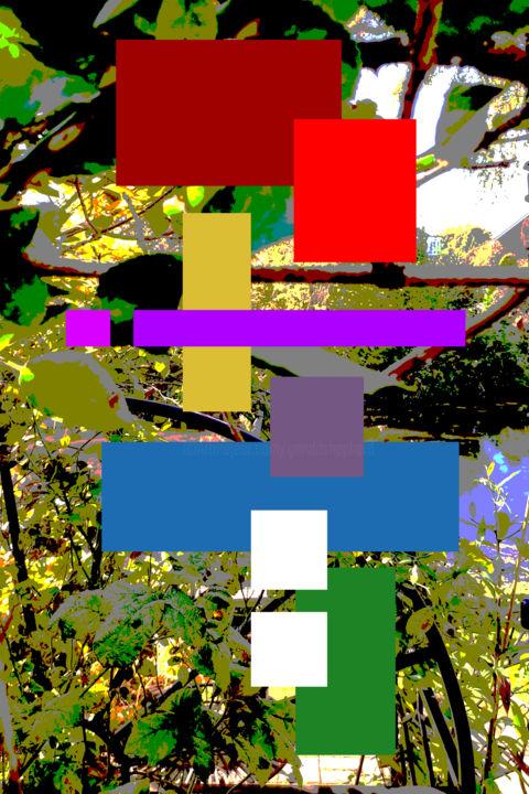 Gerald Edward William Shepherd - Descending Colour Sequence