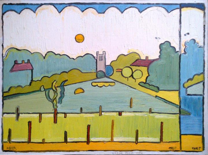 Gerald Shepherd - Window From View