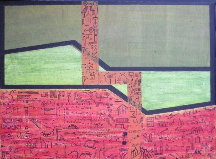 Gerald Shepherd - The Escape Of My Imagination