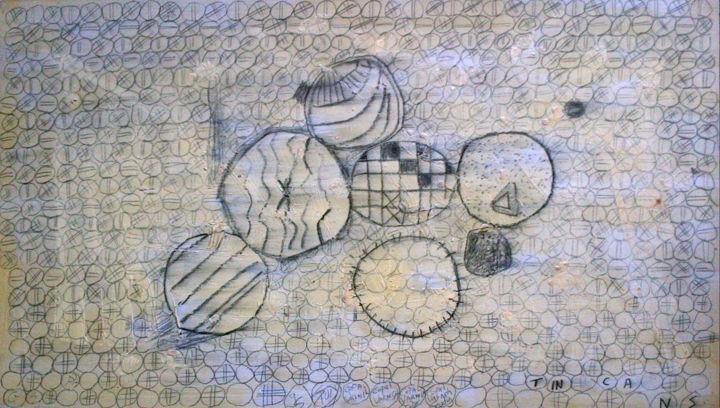 Gerald Shepherd - Tin Cans