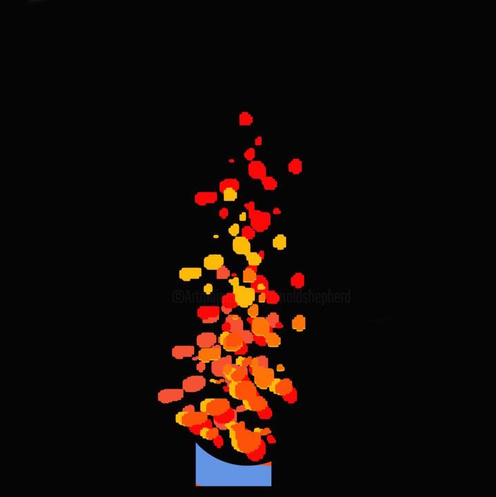 Gerald Edward William Shepherd - Fire From Below