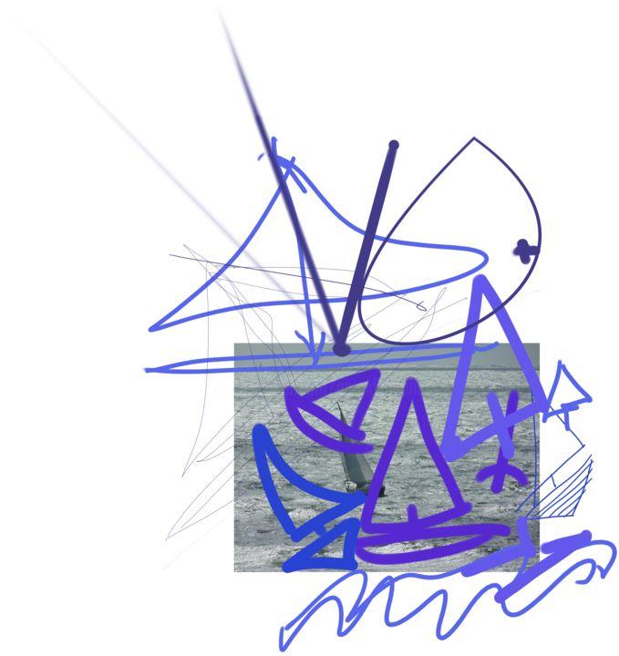 Gerald Shepherd - Yacht