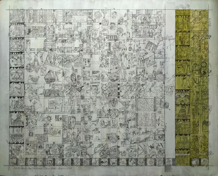 Gerald E. W. Shepherd - Meditation In Square Green One