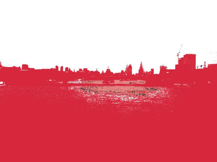 Gerald Shepherd - Pink City