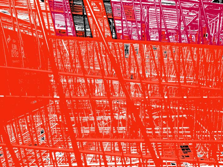 Gerald E. W. Shepherd - Red Construction